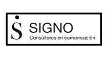 Logo Agencia de Comunicación Signo Uruguay