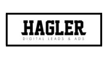 Logo Agencia de Publicidad Hagler Uruguay
