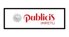 Logo Agencia de Publicidad Publicis Impetu Uruguay
