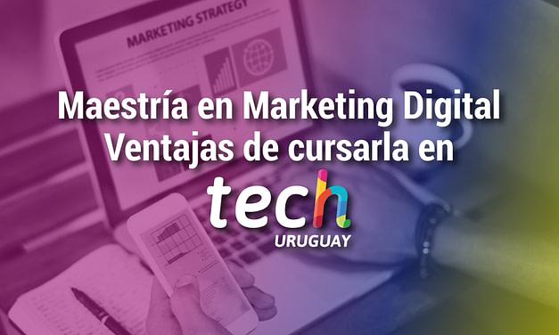 Ventajas de una Formación en Marketing Online