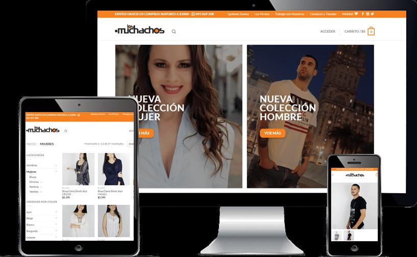 Los Muchachos E-Commerce