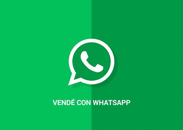 Vendé en Whatsapp