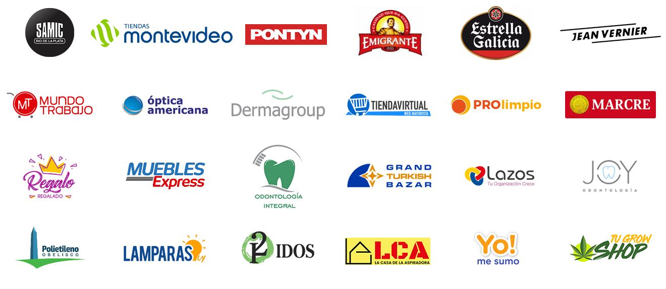 Clientes E-commerce Uruguay Logos 02