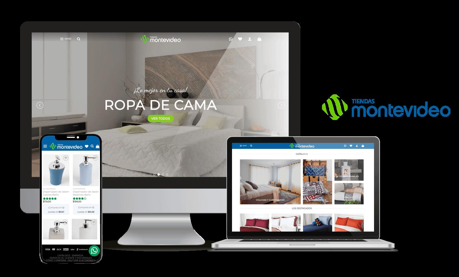Desarrollo Tienda Online Tiendas Montevideo