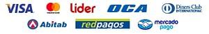 Medios de Pago Muebles Express Uruguay